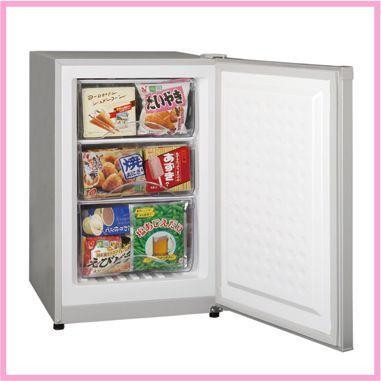 冷凍庫 家庭用 業務用 フリーザー 前開きタイプ 引き出し3段 MA-6086