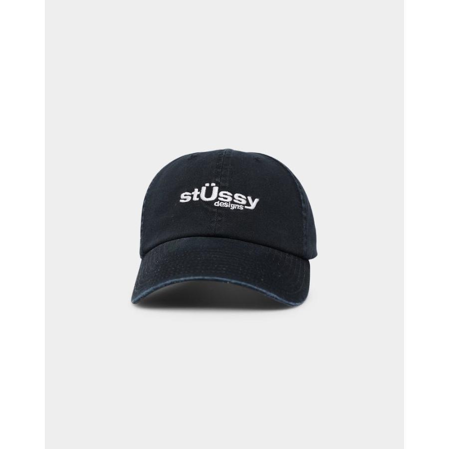 Stussy ステューシー キャップ Big U Low Pro Cap ブラック BLACK 黒 ピンク PINK 帽子 ロゴ 定番 人気 ぼうし Stock Low Pro Cap ハット アクセサリー メンズ ssshop 02
