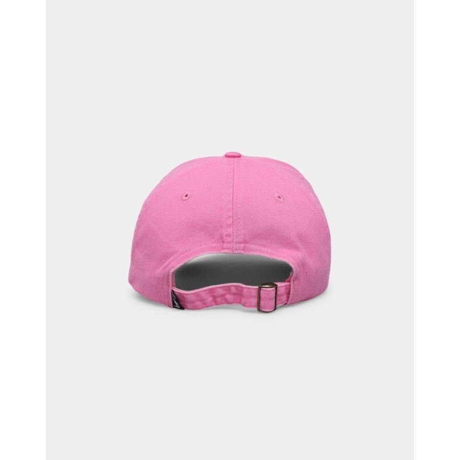 Stussy ステューシー キャップ Big U Low Pro Cap ブラック BLACK 黒 ピンク PINK 帽子 ロゴ 定番 人気 ぼうし Stock Low Pro Cap ハット アクセサリー メンズ ssshop 09