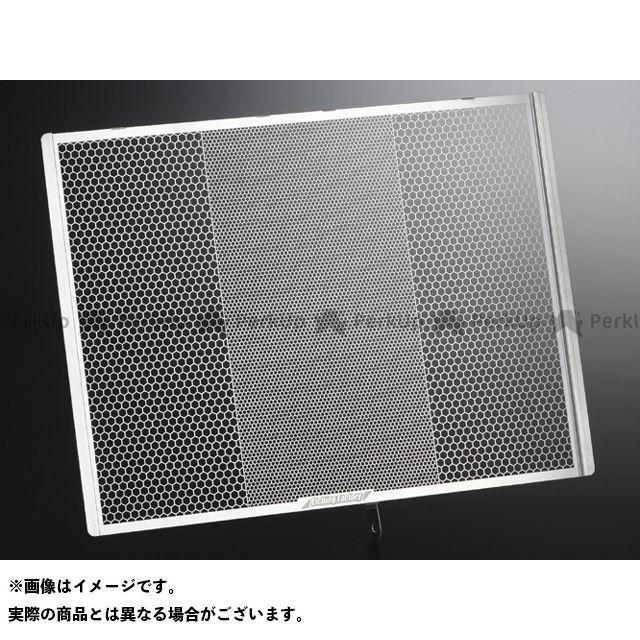 ETCHING FACTORY ニンジャZX-10R ラジエター関連パーツ ZX-10R(06〜07)用 ラジエターガード 青エンブレム エッチン…