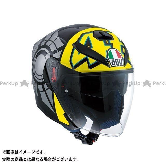 エージーブイ ジェットヘルメット K-5 JET TOP(WINTERTEST2012) XL/61-62cm 送料無料 AGV