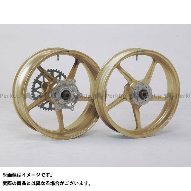 GALESPEED GSF1200 ホイール本体 TYPE-C フロント(350-17) ゴールド ゲイルスピード