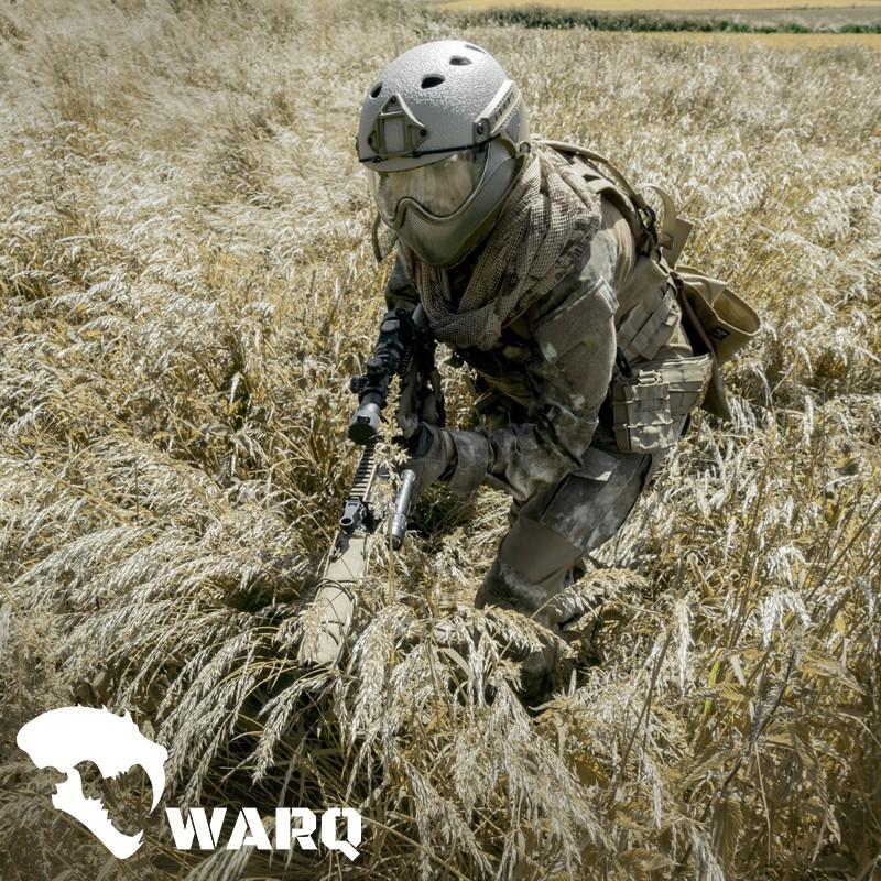 WARQ ヘルメット ラプター 【BK RAPTOR】|stad|07