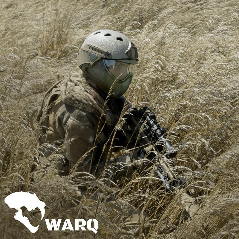 WARQ ヘルメット ラプター 【OD RAPTOR】|stad|05
