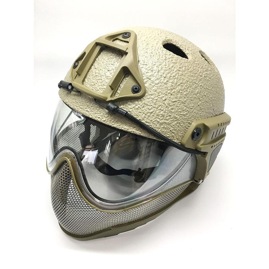 WARQ ヘルメット ラプター 【TAN RAPTOR】|stad