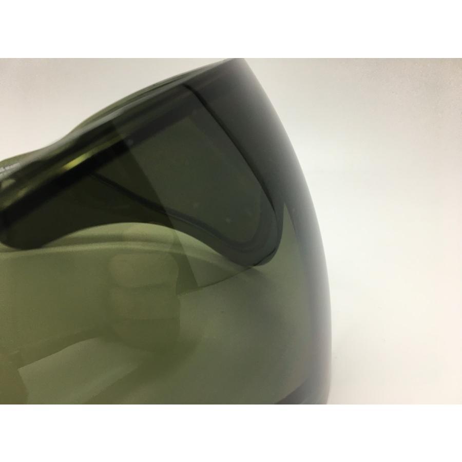 WARQヘルメット用 スぺアスクリーン スモーク stad 05