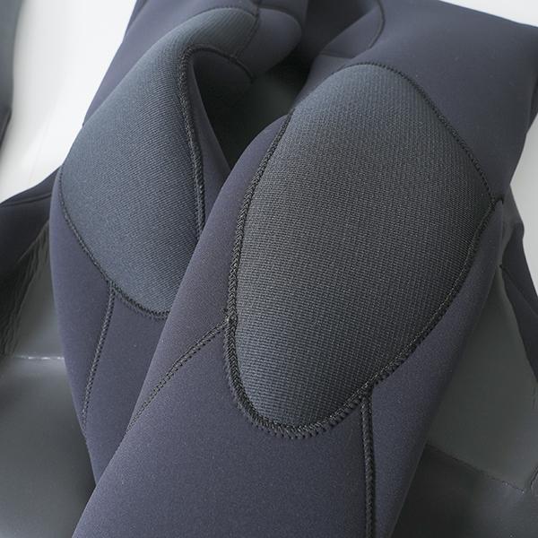 3mm ウエットスーツ フルスーツ ラバー チェストジップ CRAFTSMAN WETSUITS MEN'S LADYS UNISEX FULL SUITS 3mm サーフィン ウェットスーツ 日本製|standardstore|06
