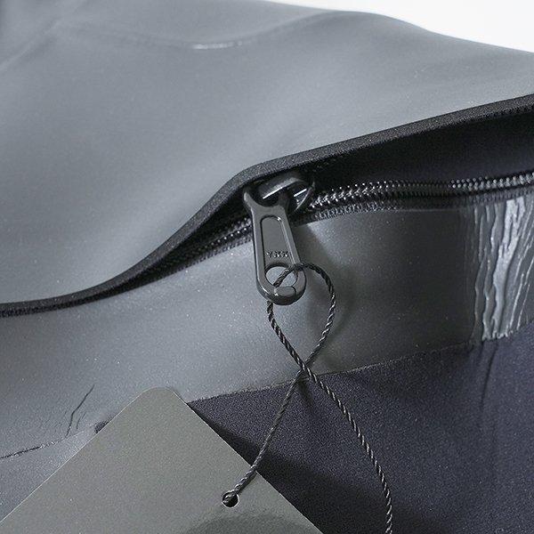 【CRAFTSMAN WETSUITS】 クラフトマンウェットスーツ SEMIDRY 5mm / 3mm セミドライ ウェットスーツ 真冬用 CHESTZIP ラバー 裏起毛 ダブルネック|standardstore|02