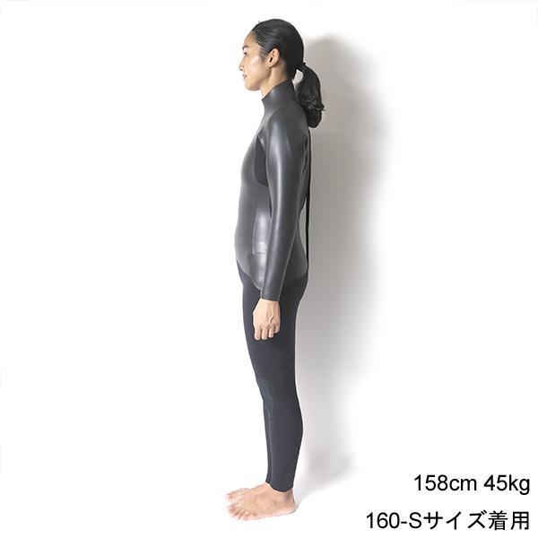 3mm ウエットスーツ フルスーツ ラバー バックジップ CRAFTSMAN WETSUITS MEN'S FULL SUITS 3mm サーフィン ウェットスーツ 日本製|standardstore|13