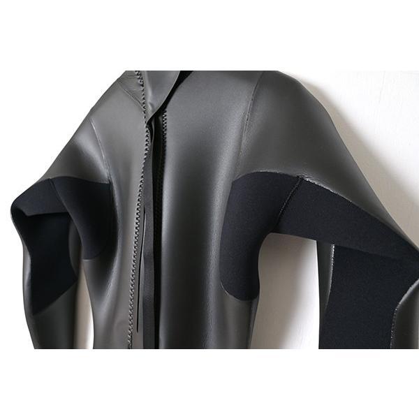 【CRAFTSMAN WETSUITS】LADIE'S FULL SUITS 3mm / サーフィン ウェットスーツ フルスーツ 日本製|standardstore|06
