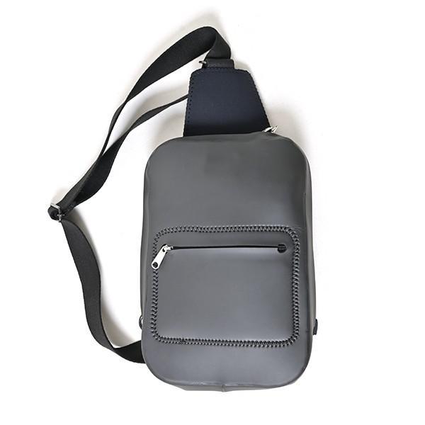 【CRAFTSMAN WETSUITS】SHOULDER BAG / ショルダーバッグ ウェットスーツ 日本製|standardstore