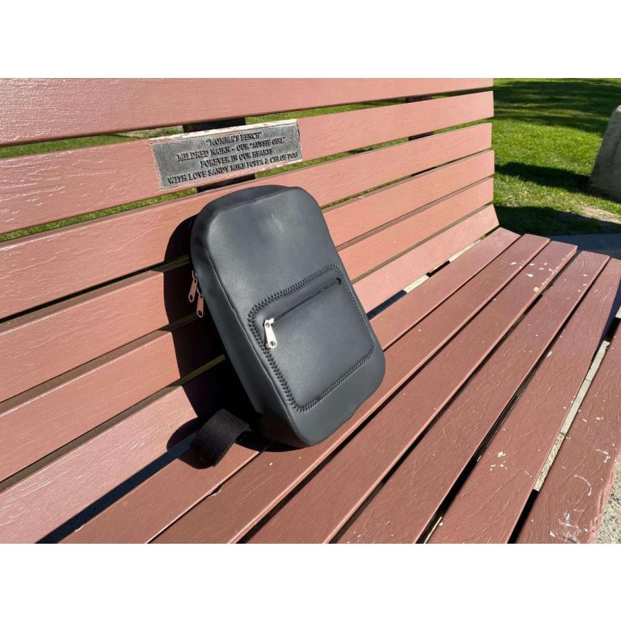 【CRAFTSMAN WETSUITS】SHOULDER BAG / ショルダーバッグ ウェットスーツ 日本製|standardstore|11