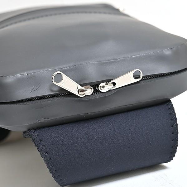【CRAFTSMAN WETSUITS】SHOULDER BAG / ショルダーバッグ ウェットスーツ 日本製|standardstore|05