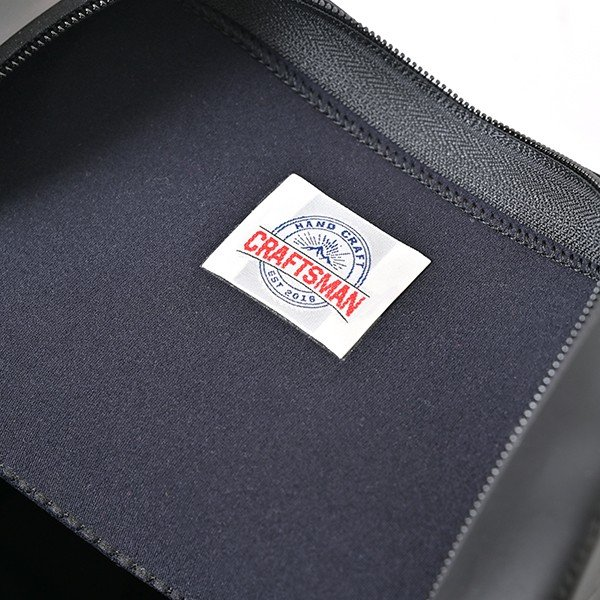 【CRAFTSMAN WETSUITS】SHOULDER BAG / ショルダーバッグ ウェットスーツ 日本製|standardstore|07