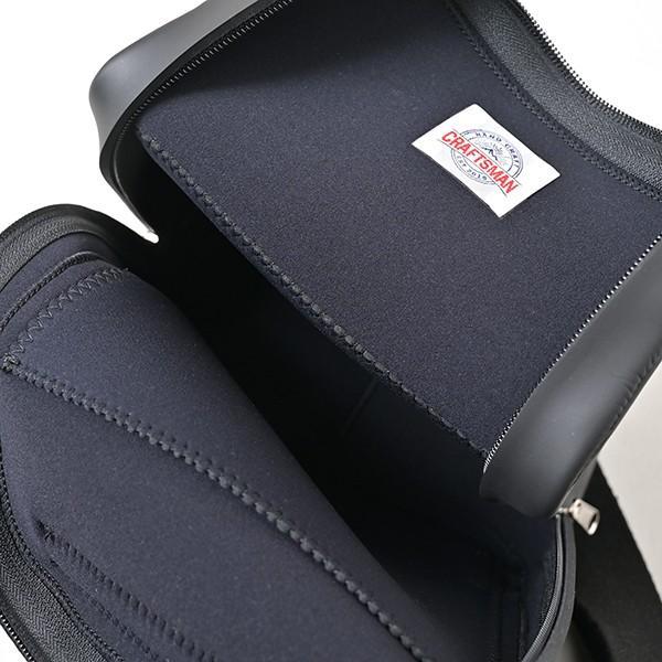 【CRAFTSMAN WETSUITS】SHOULDER BAG / ショルダーバッグ ウェットスーツ 日本製|standardstore|08