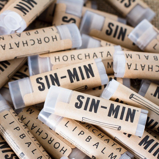 SIN-MIN HORCHATA LIPBALM 3個入り 認定オーガニック リップバーム standardstore 03