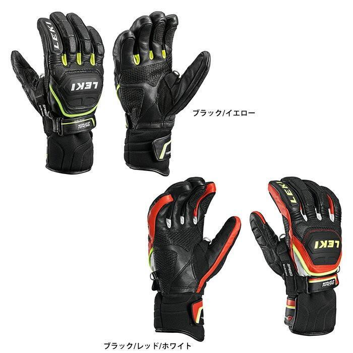 18-19 LEKI レキ WORLDCUP RACE FLEX S SPEED SYSTEM 634-80143 634-80144 グローブ ロブスタータイプ ワールドカップレースフレックス/