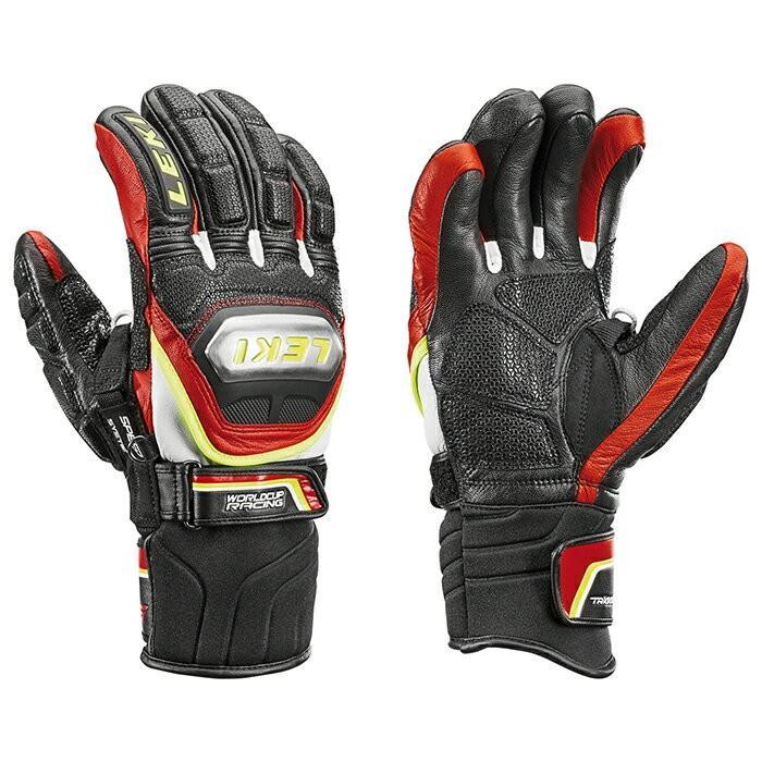 18-19 LEKI レキ WORLDCUP RACE TI. S SPEED SYSTEM 636-80173 スキーグローブ 手袋 ワールドカップレース スピードシステム/