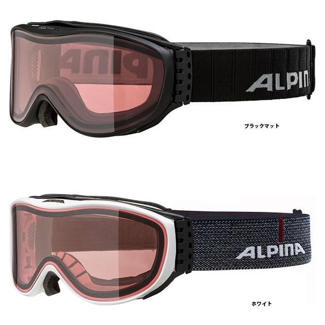 19-20 ALPINA アルピナ CHALLENGE 2.0 Q チャレンジ2.0 Q A71920 ゴーグル スキー スノーボード メガネ対応 偏光調光ミラーレンズ採用 リムレスデザイン*