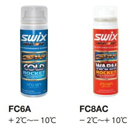 18-19 SWIX SPRAY 70ml セーラF スプレー スウィックス 100%フッ素ワックス スキー メンテナンス/