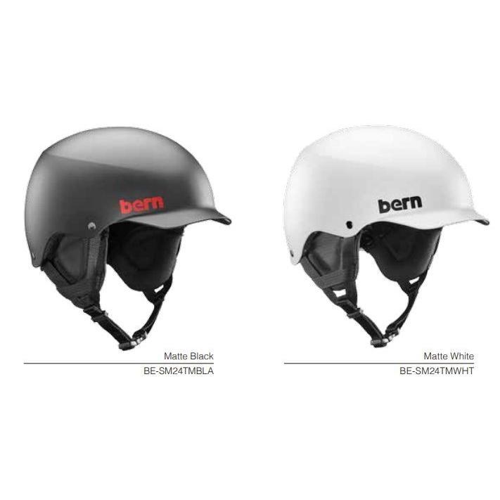 18-19 bern バーン JAPAN-FIT チームベーカー TEAM BAKER HARD HAT bern MACON メンズ スキースノーボード ヘルメット winter ウィンター メンズ/
