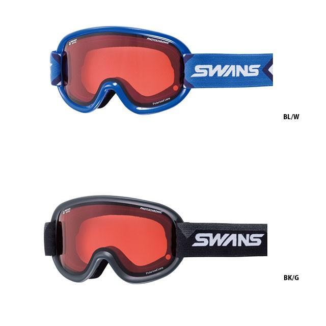 19-20 SWANS スワンズ V4 ブイフォー V4-C/PDH-PAF 偏光レンズ採用 ワイドな視界 ソフトな着け心地 ゴーグル スキー スノーボード レース レーシング*