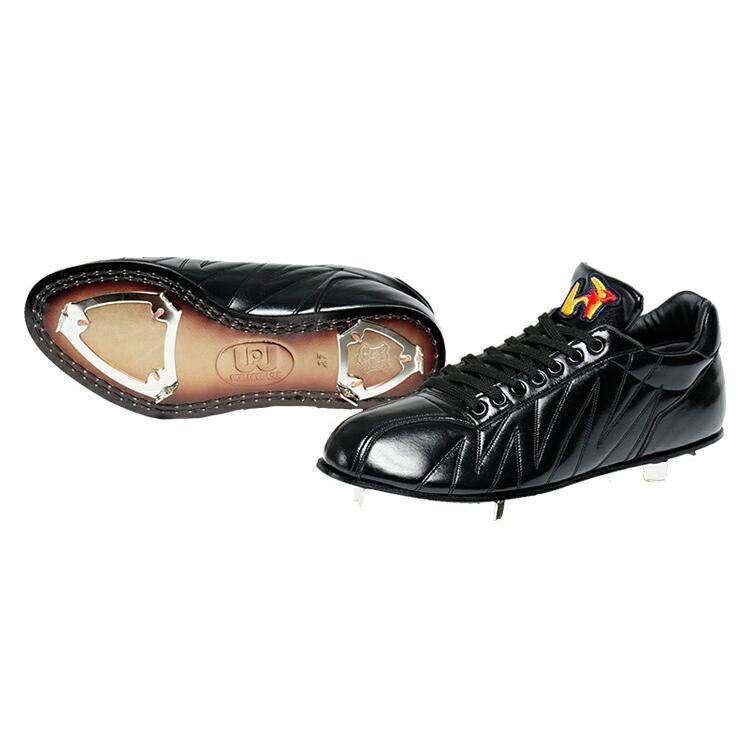 ワールドペガサス 野球 革底スパイク クラリーノ WSL807 26.0-29.0cm/
