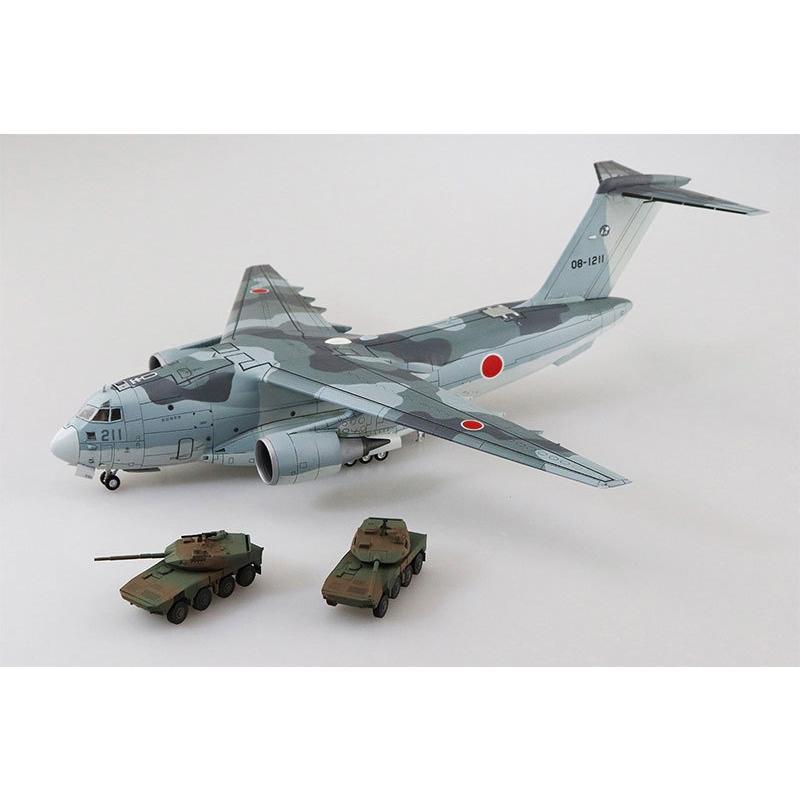 アオシマ プラモデル 1/144 航空機 No.SP 航空自衛隊 C-2輸送機 SP ...