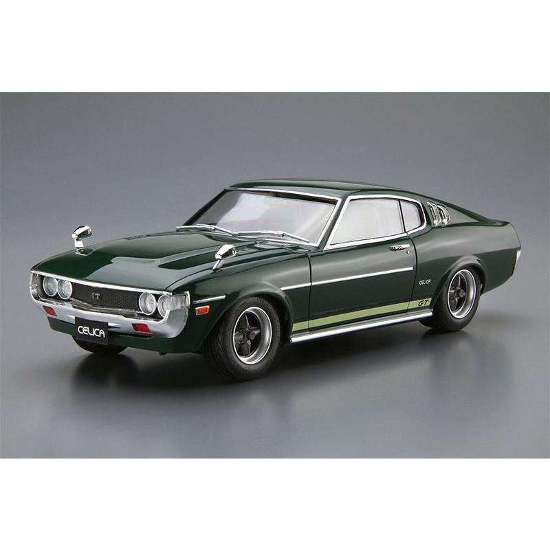 1/24 ザ・モデルカー No.37 トヨタ RA35 セリカLB 2000GT '77|star-gate