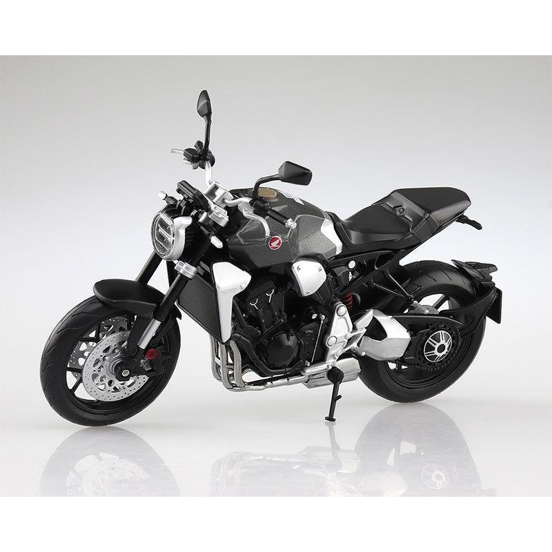SKYNET 1/12 完成品バイク Honda CB1000R ソードシルバーメタリック star-gate