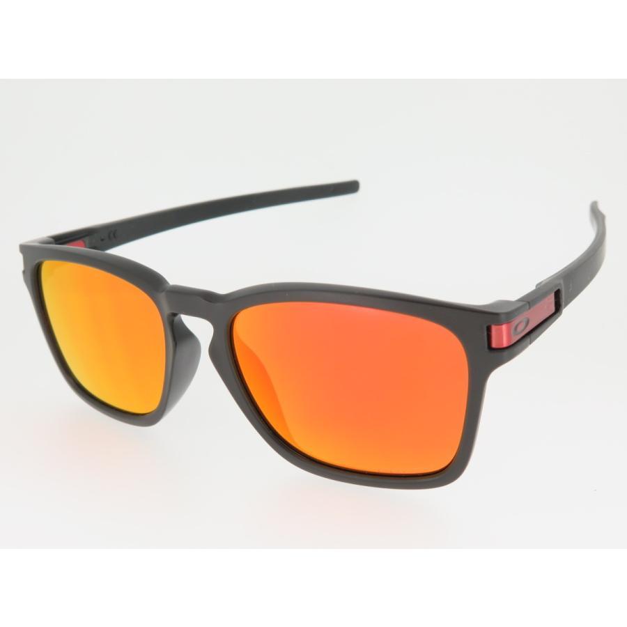OAKLEY オークリー サングラス ライフスタイル LATCH SQ PRIZM OO9358-11 Asia Fit