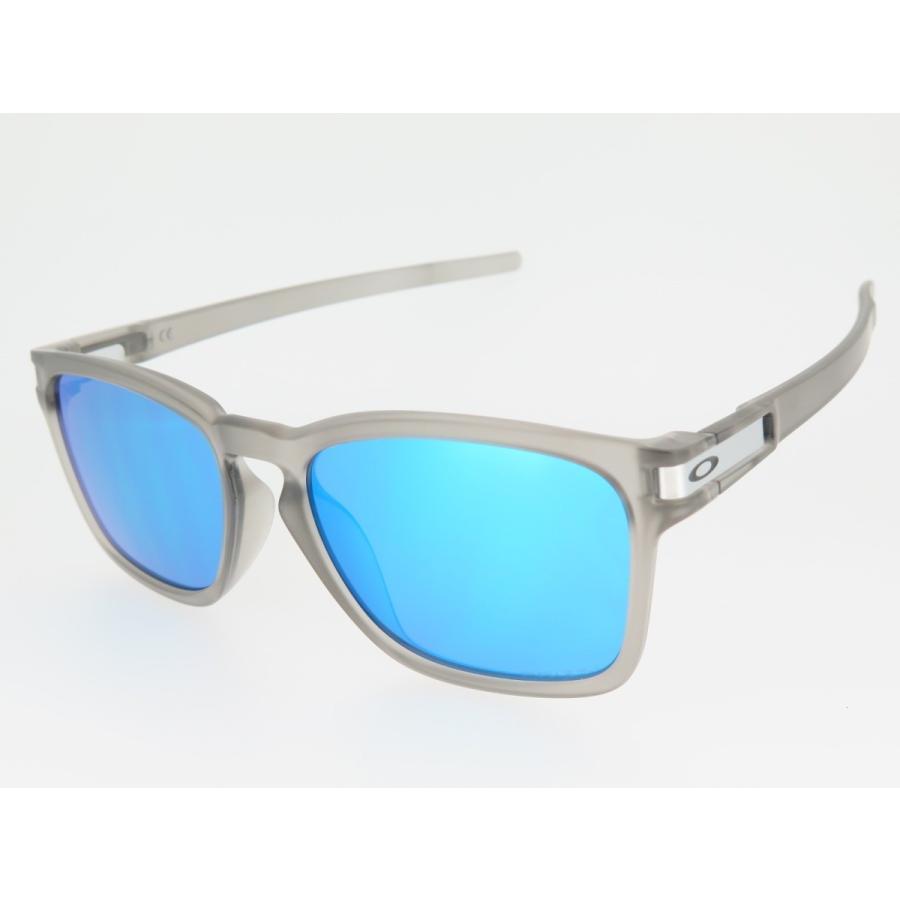 OAKLEY オークリー サングラス ライフスタイル LATCH SQ PRIZM OO9358-12 Asia Fit