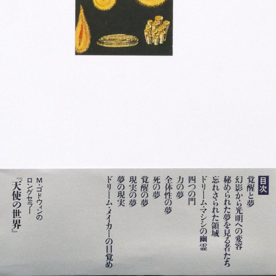 夢の劇場 明晰夢の世界 マルコム・ゴドウィン 帯付 中古・状態A star-s 03