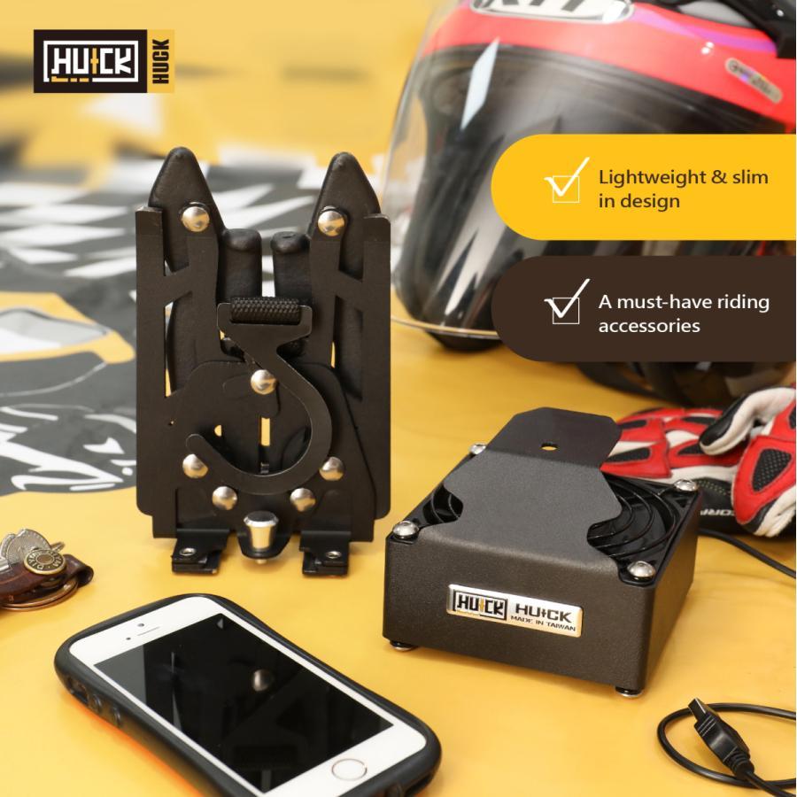 HUCK ポータブルハンガードライヤー USB駆動 乾燥ファン内蔵|star5|06