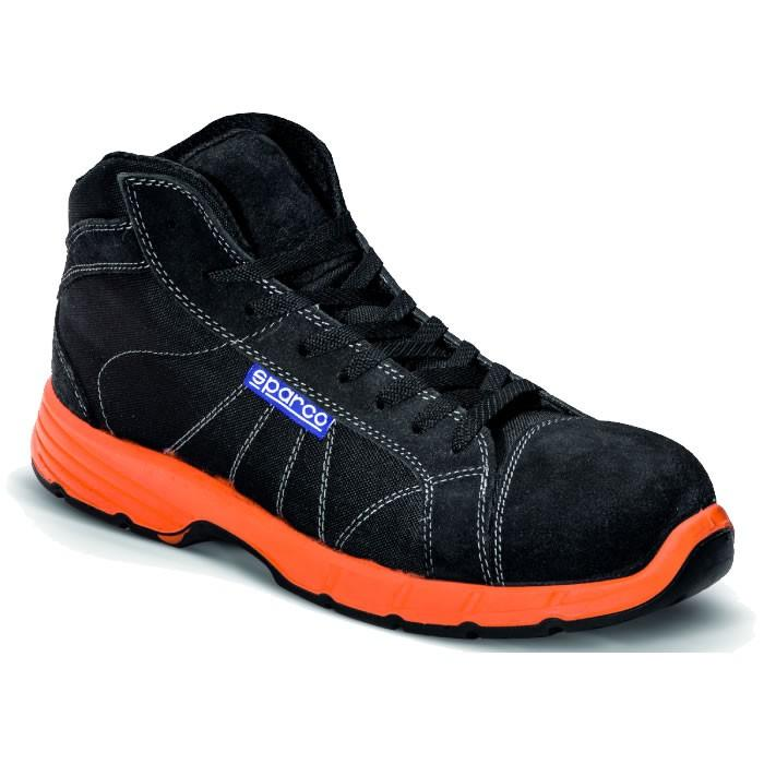スパルコ 安全靴 CHALLENGE-H S3 セーフティーシューズ Sparco star5 02