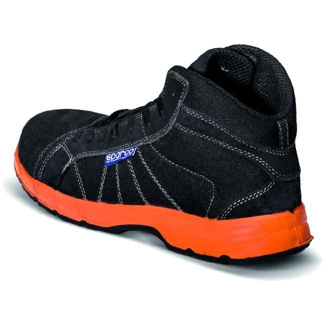 スパルコ 安全靴 CHALLENGE-H S3 セーフティーシューズ Sparco star5 03