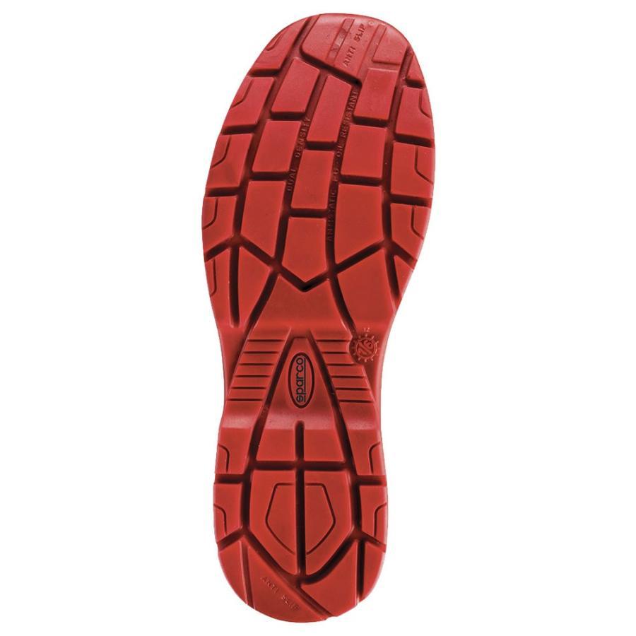 スパルコ 安全靴 CHALLENGE-H S3 セーフティーシューズ Sparco star5 04