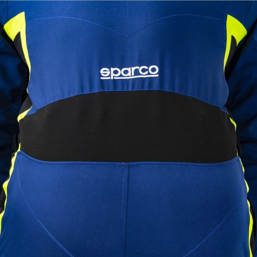 スパルコ レーシングスーツ カート用 KERB カーブ Sparco|star5|09