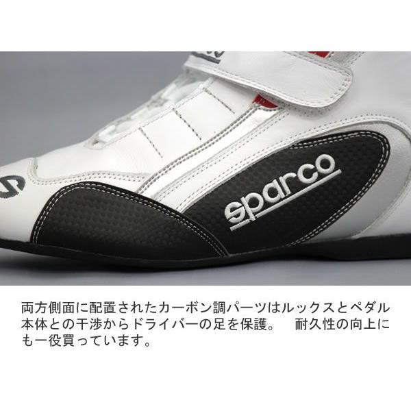 スパルコ レーシングシューズ K-Formula SL7L レザー(生産終了モデル)|star5|02