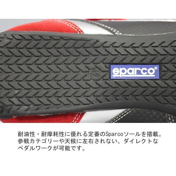 スパルコ レーシングシューズ K-Formula SL7L レザー(生産終了モデル)|star5|04