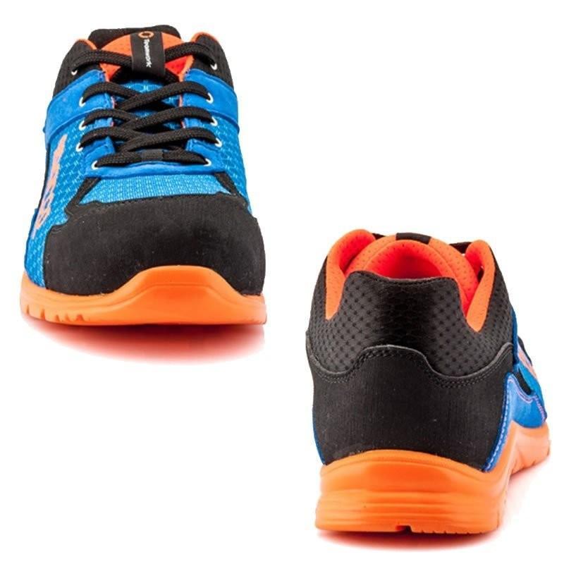 スパルコ 安全靴 PRACTICE S1P セーフティーシューズ Sparco star5 03
