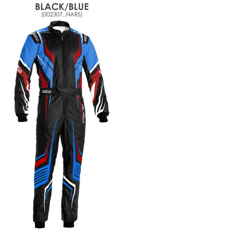 スパルコ レーシングスーツ カート用 PRIME K プライム ケー Sparco|star5|03