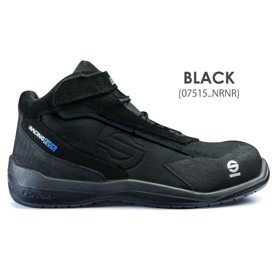 スパルコ 安全靴 RACING EVO S3 セーフティーシューズ Sparco|star5|03