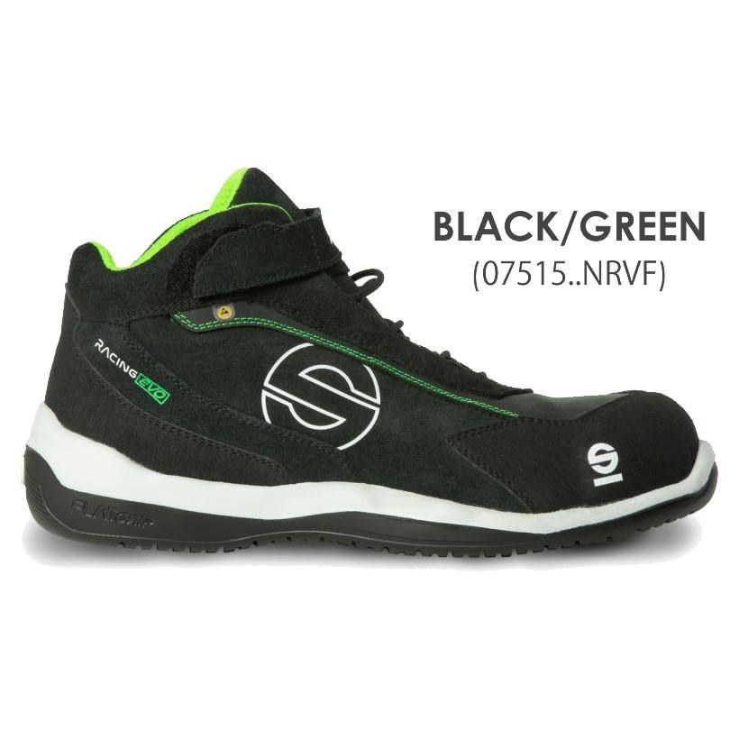スパルコ 安全靴 RACING EVO S3-ESD セーフティーシューズ Sparco|star5|02