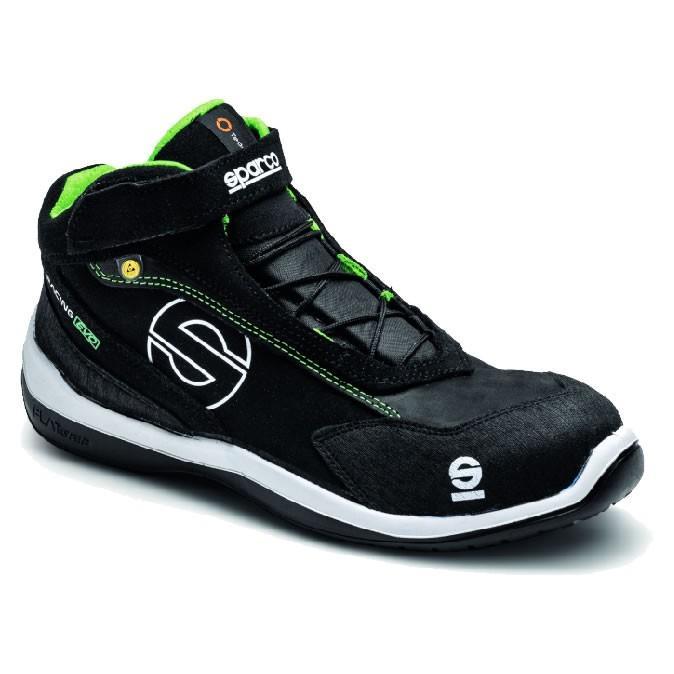 スパルコ 安全靴 RACING EVO S3-ESD セーフティーシューズ Sparco|star5|04