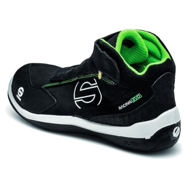 スパルコ 安全靴 RACING EVO S3-ESD セーフティーシューズ Sparco|star5|05