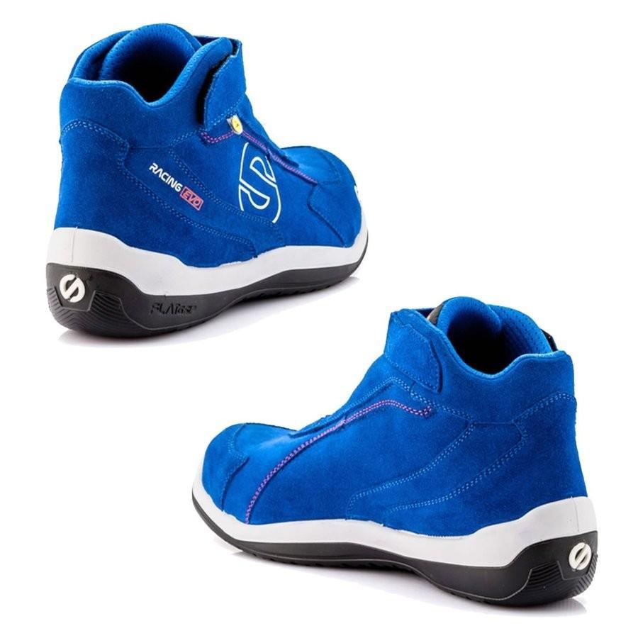 スパルコ 安全靴 RACING EVO S3-ESD セーフティーシューズ Sparco|star5|07