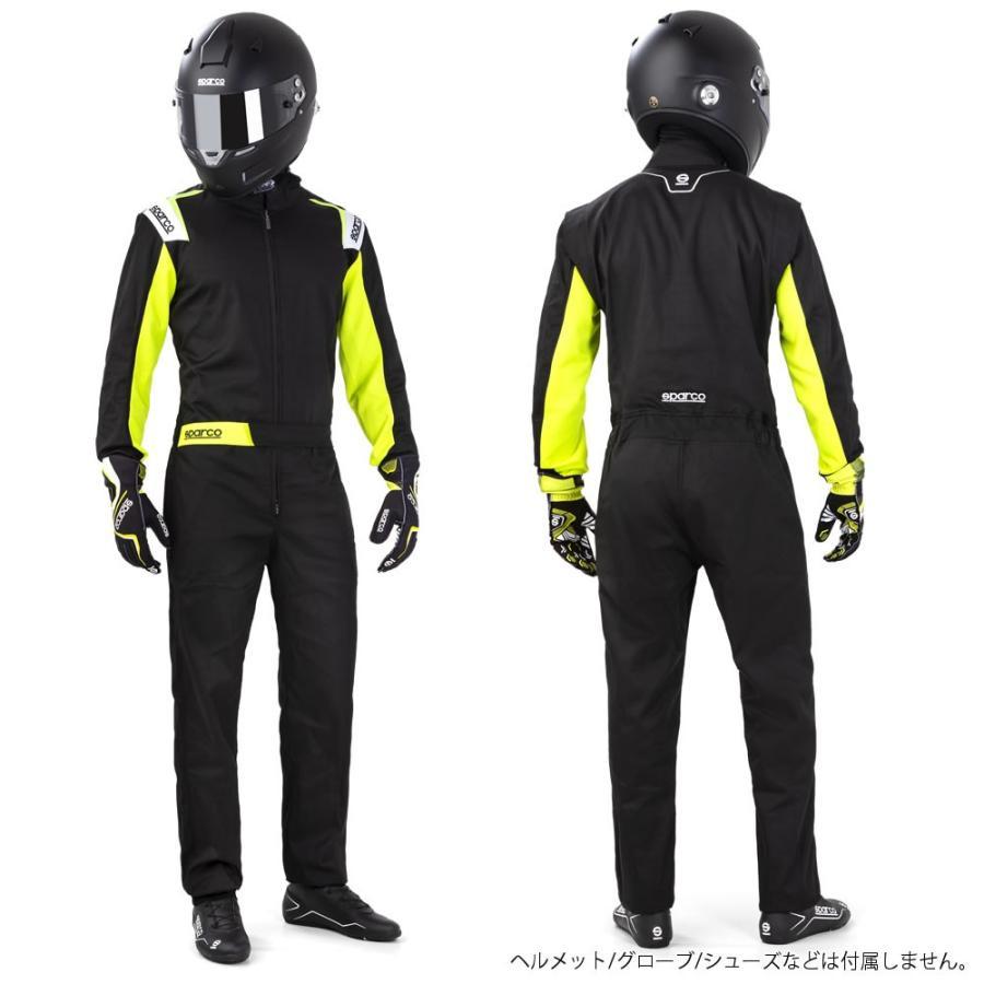 スパルコ レーシングスーツ カート用 ROOKIE ルーキー Sparco|star5|04