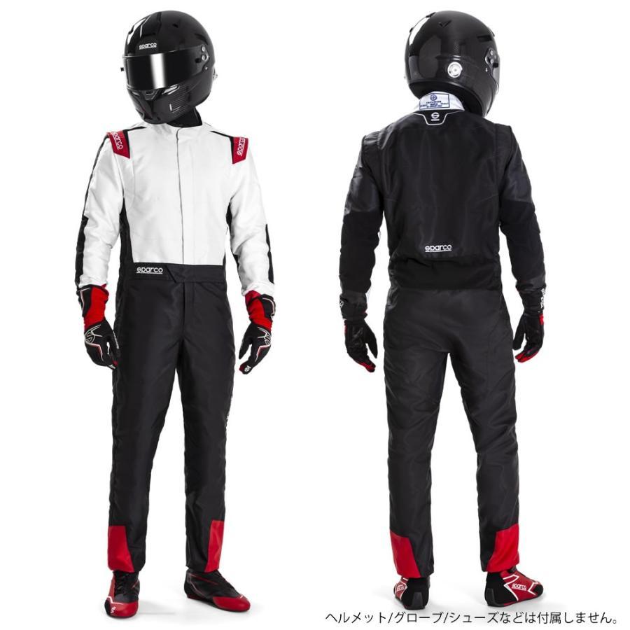 スパルコ レーシングスーツ カート用 X-LIGHT K エックスライト ケー Sparco|star5|05