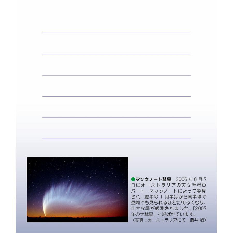 天体メモ帳II(星空のシンフォニーII)|starbook|03